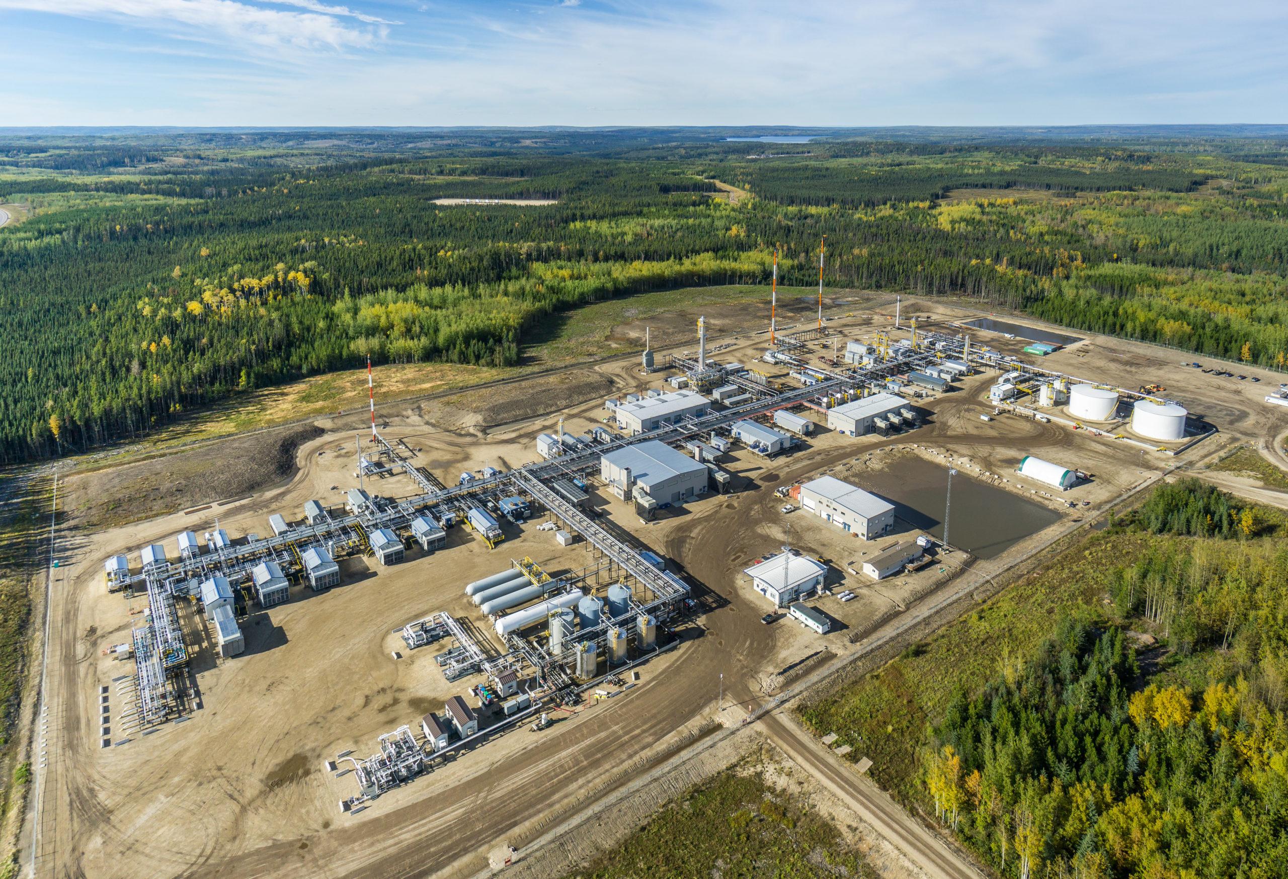Kakwa Sour Gas Plant