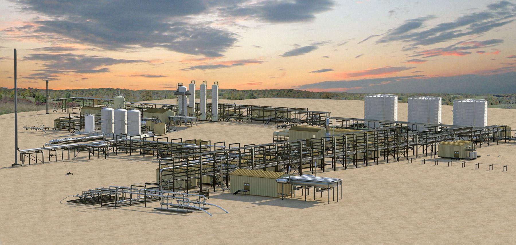 Debolt Water Treatment Facility
