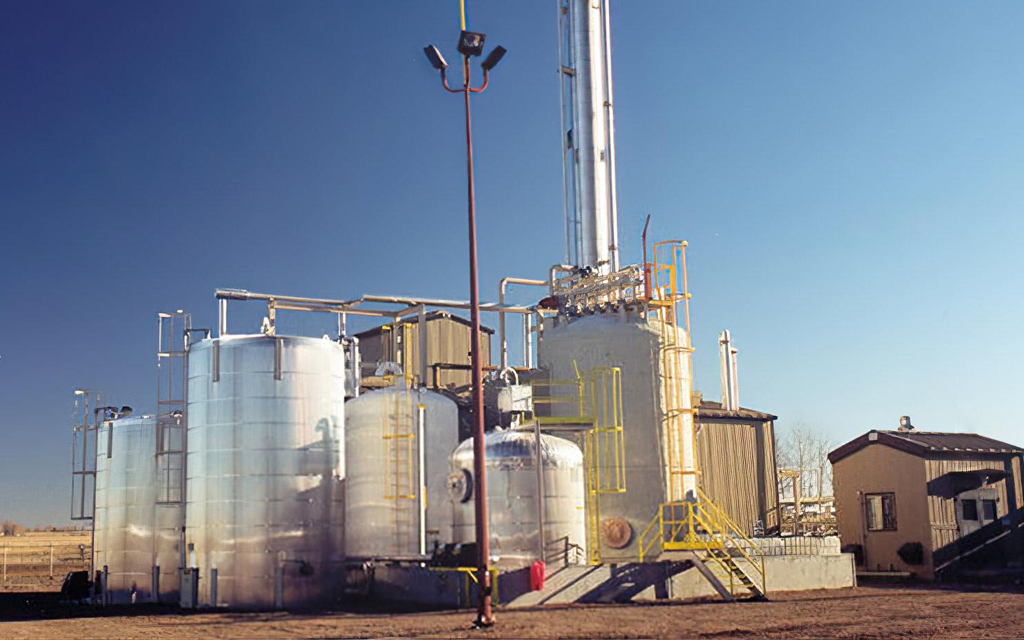 THIOPAQ Bio-Desulphurization