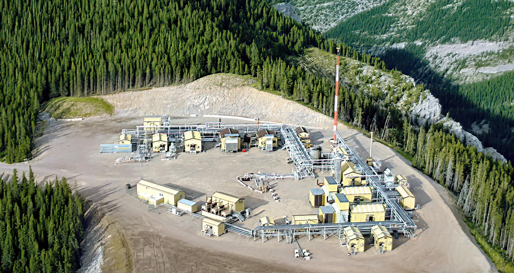 Moose Mountain Oil Development