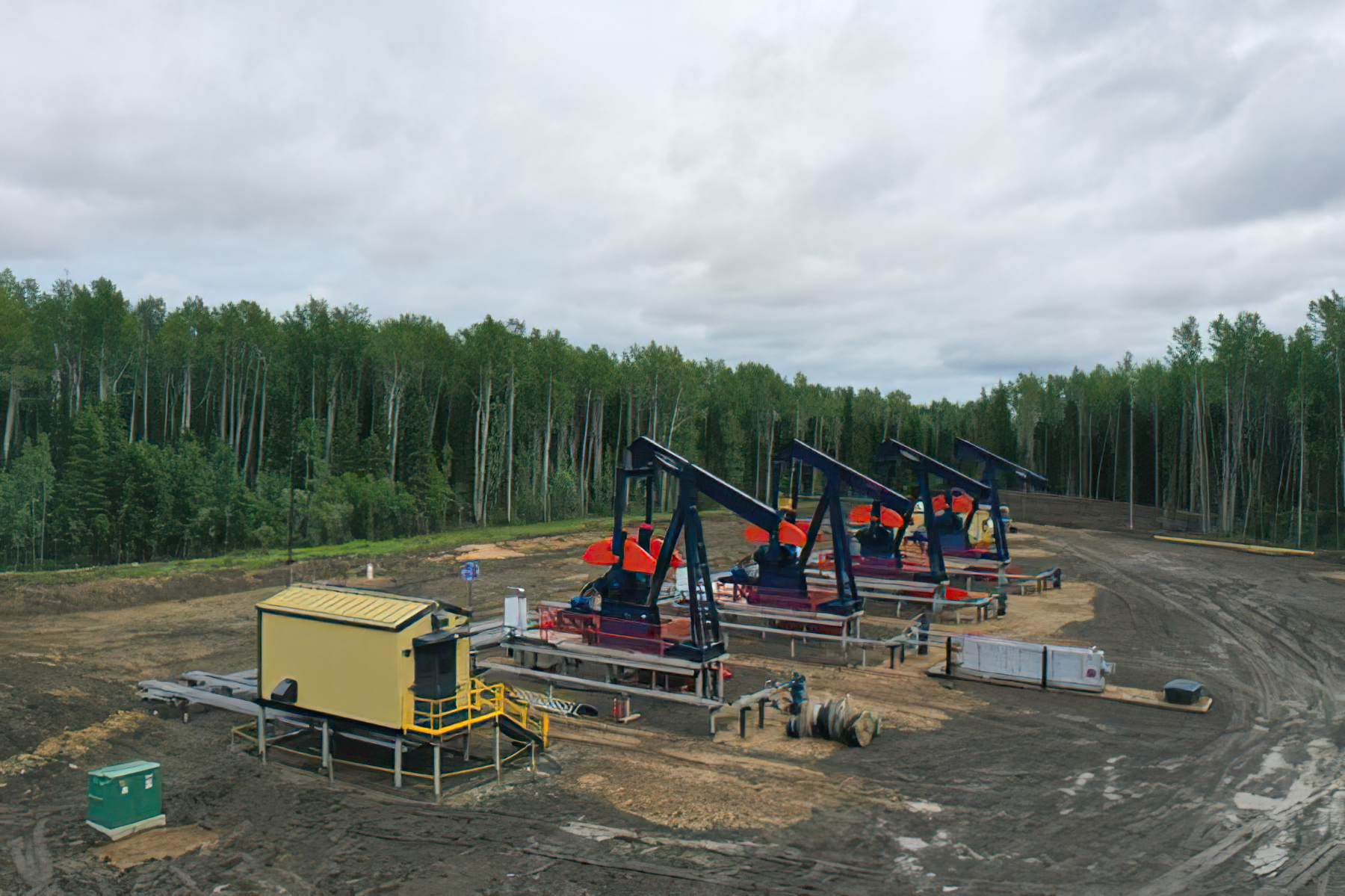 Muskeg Conventional Oil