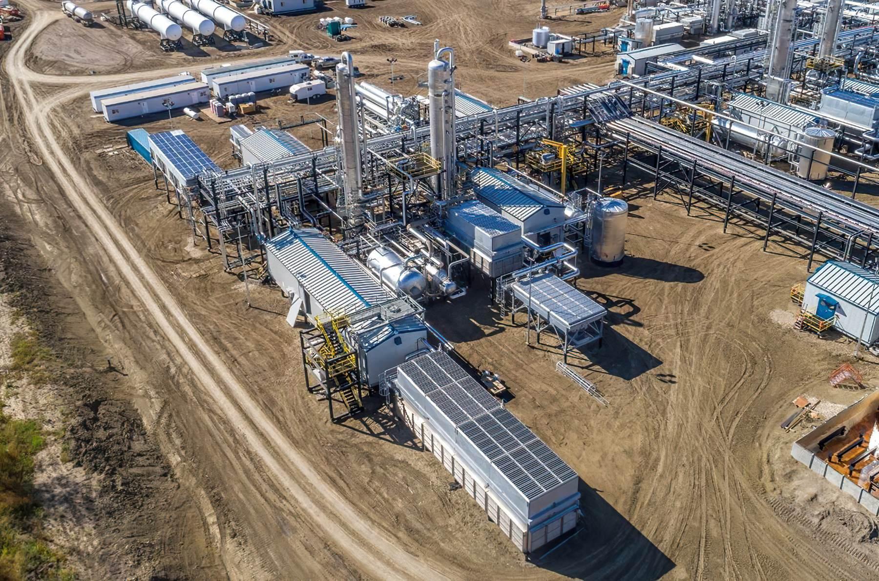 Carbon Capture Utilization & Storage