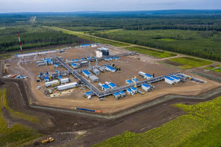 Wapiti Gas Processing