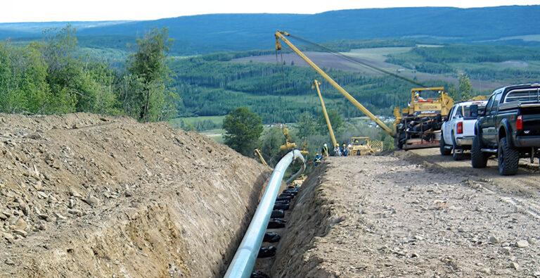 East Elleh Pipeline