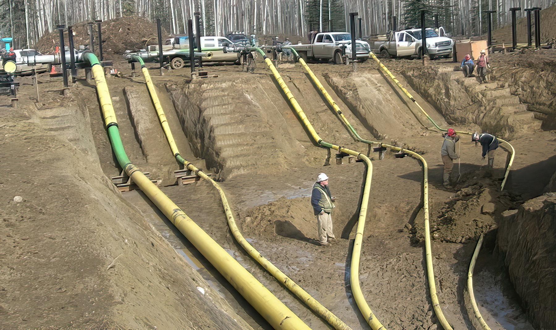 Glacier NGL Pipeline