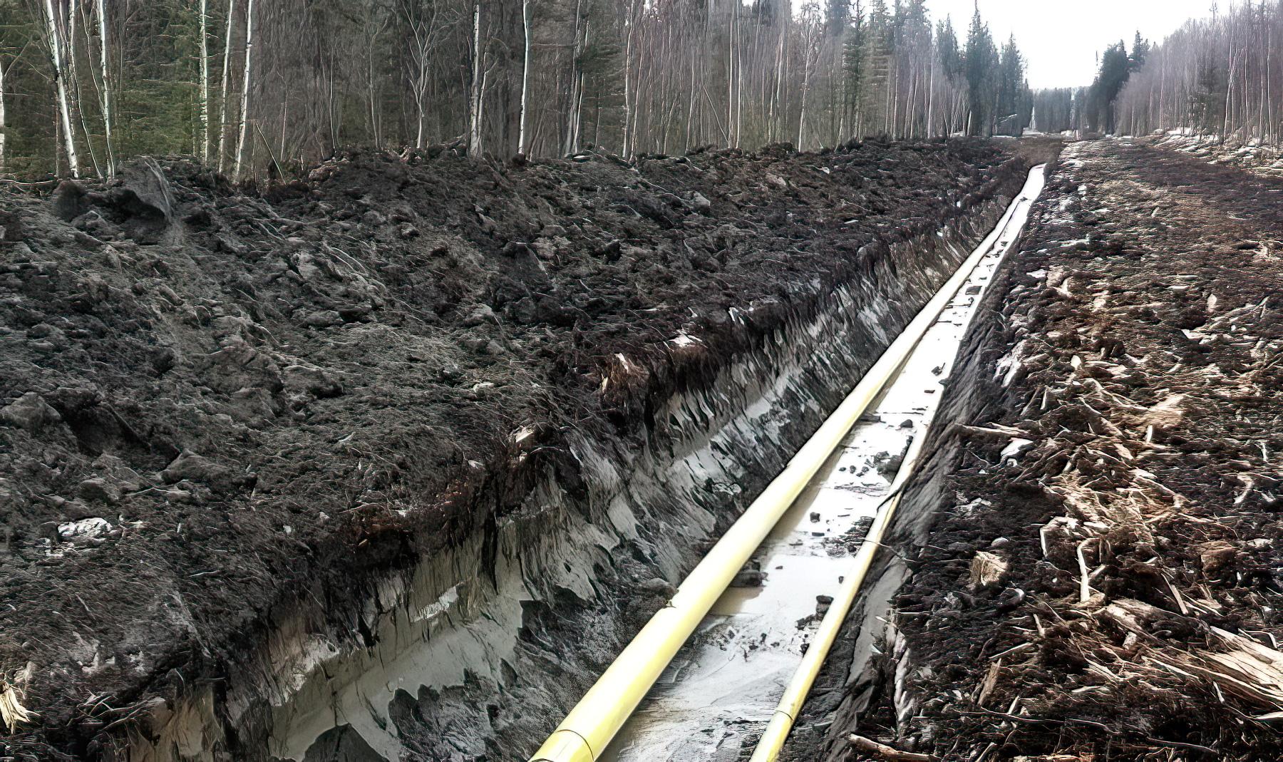 KA North Condensate Pipeline
