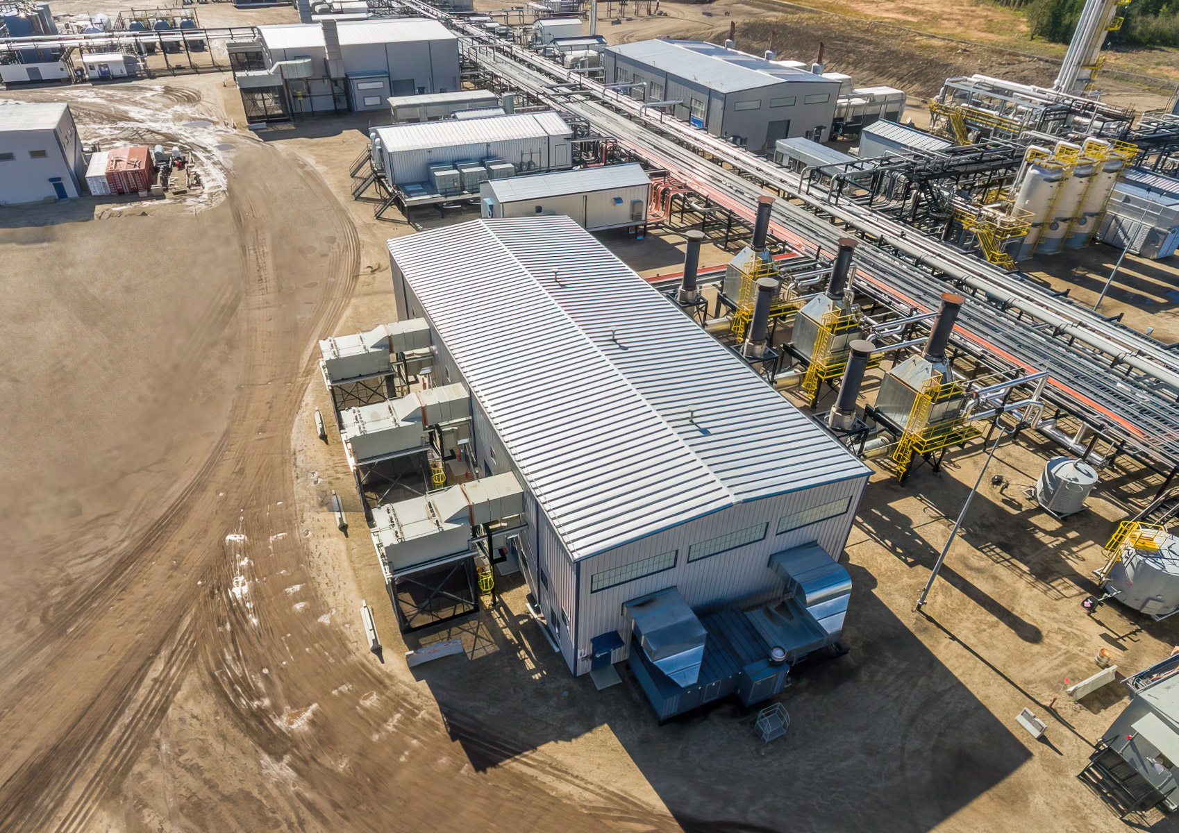 Kakwa River – Power Generation, Waste Heat Recovery