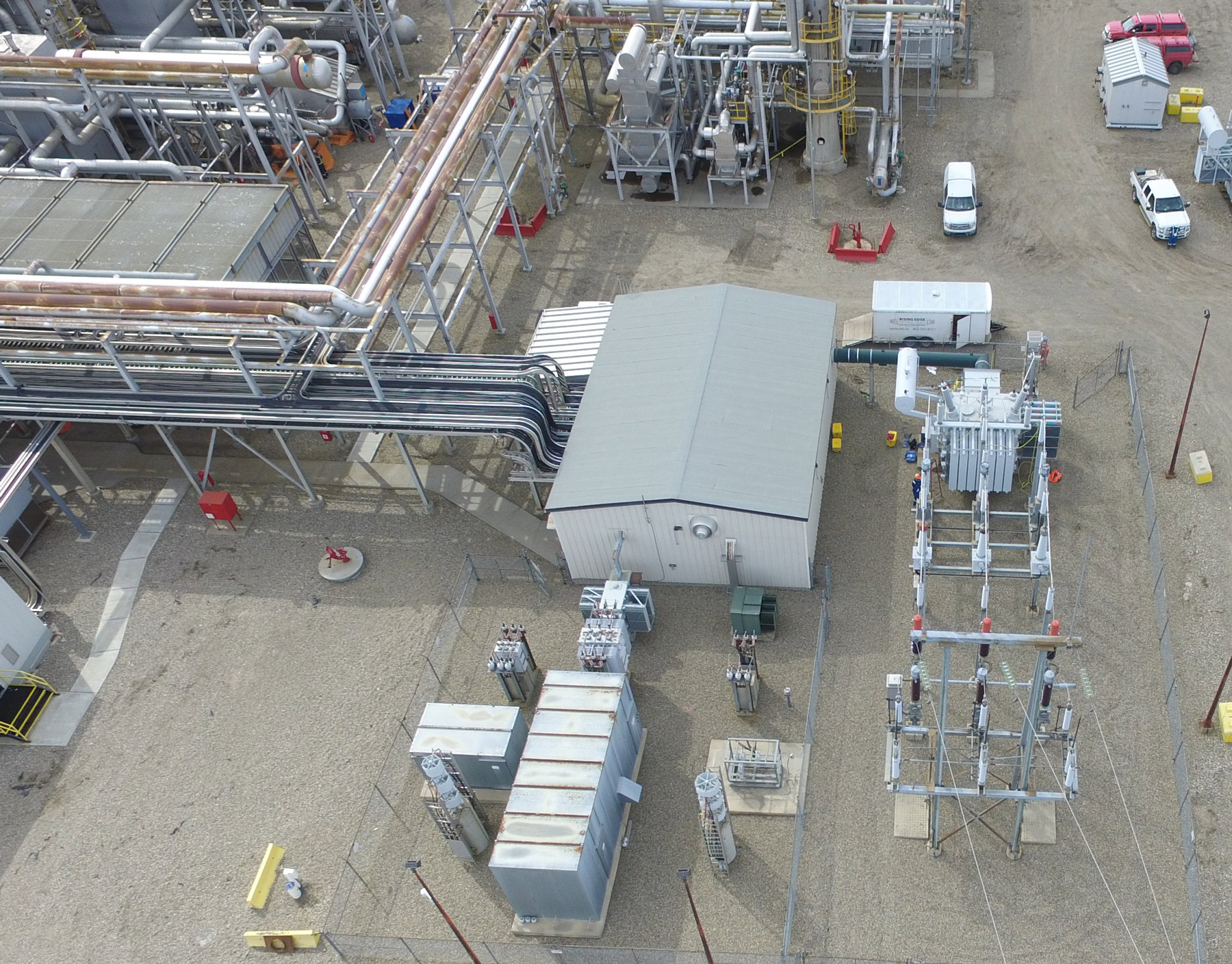 Younger Extraction Facility – Power Upgrades