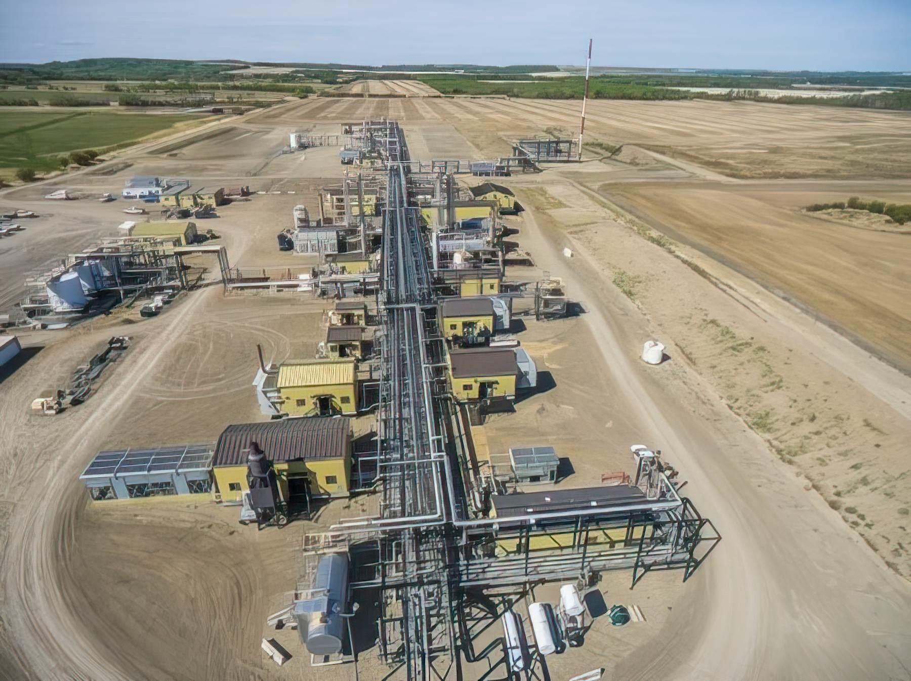 West Doe Carbon Capture & Sequestration